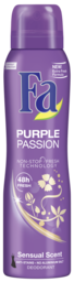 Fa deo spray 150ml purple passion