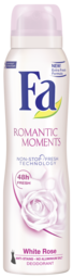 Fa deo spray 150ml romantic moments
