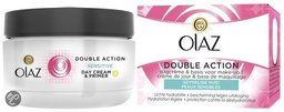 olaz essentails double action dagcreme gevoelige huid
