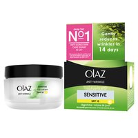 olaz anti rimpel sensitive dagcreme