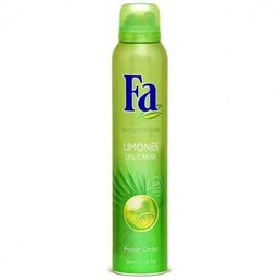 fa deo spray 150ml caribbean lemon
