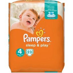 Pampers luiers sleep en play 4 - 23st