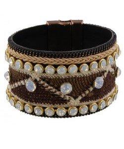 Ibiza armband met kralen