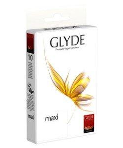 Glyde Ultra Maxi 10 Grote Condooms