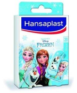 Hansaplast pleisters kids frozen 20st
