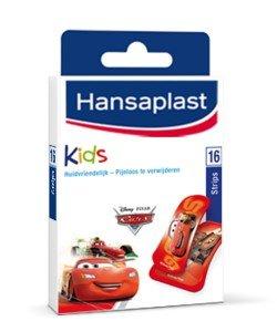 hansaplast pleisters kids cars 16 strips