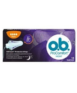 OB procomfort night super 16 st