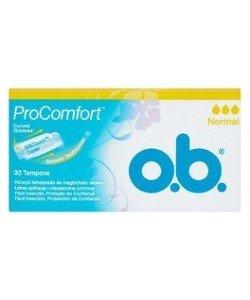 ob tampons procomfort normaal 16st