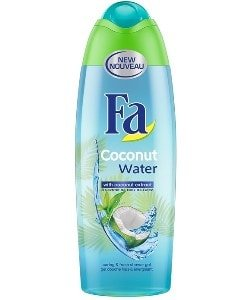 Fa douchegel coconut water 250 ml