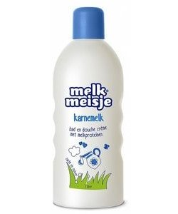 Melkmeisje bad en douche karnemelk 1000 ml