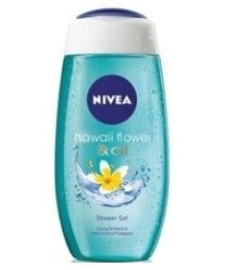nivea douche hawaii flower & oil 250 ml