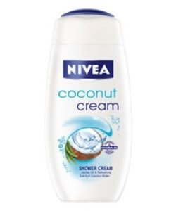 nivea douche coconut cream 250 ml