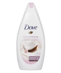 dove pampering kokosmelk