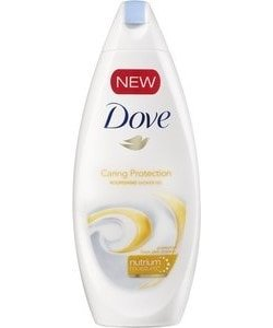 dove douche caring protection 250 ml