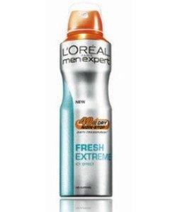 men expert deo spray fresh extreme 150 ml