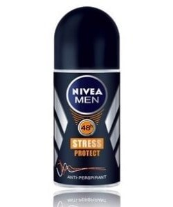 nivea deo roller for men stress protect 50 ml