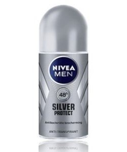 nivea deo roller for men silver protect 50 ml