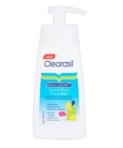 Clearasil Wash Daily Clear Hydra Blast 3in1  150 ml