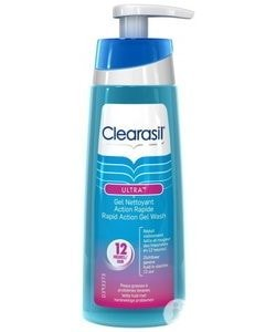 Clearasil ultra gel wash 200ml