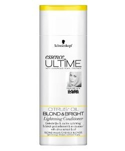 schwarzkopf essence ultime conditioner blond & bright 250 ml