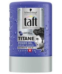 taft gel titane power 300 ml