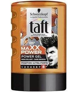 taft gel maxx power tottle 300 ml