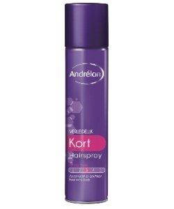 Andrelon hairspray verleidelijk kort 250 ml