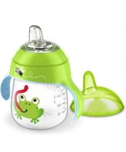 Philips Avent tuitbeker groen kikker 260 ml