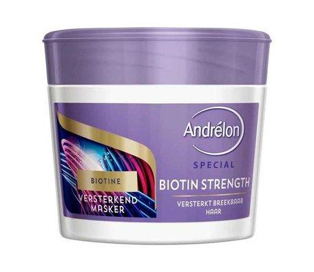 Andrelon haarmasker biotin strength 250 ml