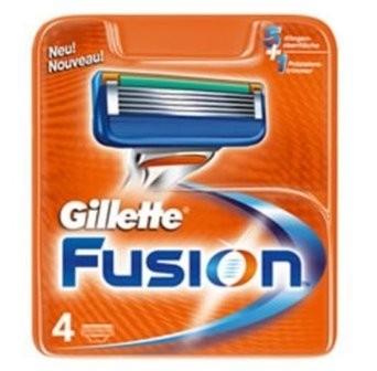 gillette fusion scheermesjes 4st