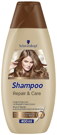 schwarzkopf conditioner repair & care 400 ml