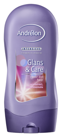 andrelon conditioner glans & care 300 ml