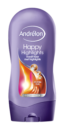 andrelon conditioner happy highlighs 300 ml