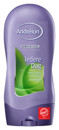 andrelon conditioner iedere dag 300 ml