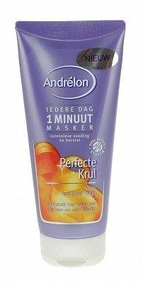 andrelon haarmasker 1 minuut perfecte krul 180 ml