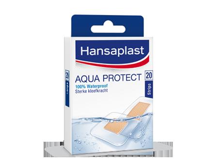 hansaplast pleisters aqua protect 20 stuks