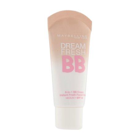 maybelline foundation dream fresh BB medium