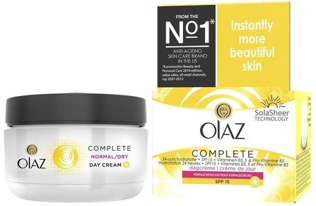 olaz essentials complete dagcreme normaal