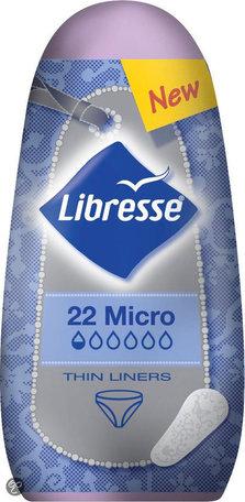 libresse inleg micro 22 st