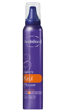 andrelon mousse perfecte krul 200 ml