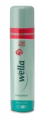 wella hairspray extra sterk 400 ml