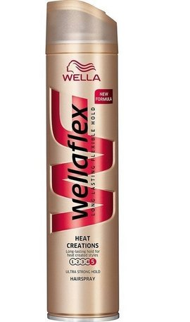 wellaflex mousse heat creation 200 ml