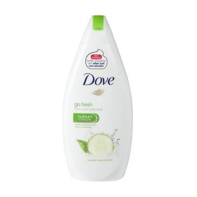 dove douche go fresh - fresh touch