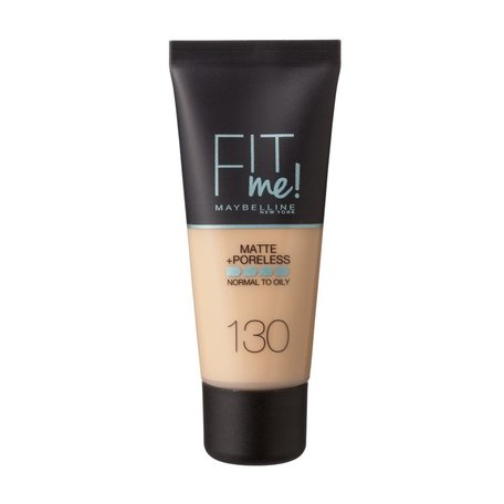 Maybelline foundation matte fit 130