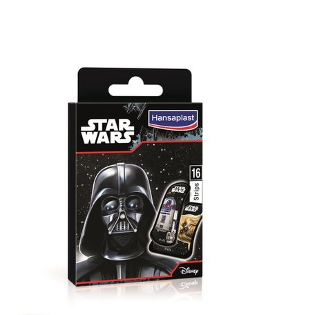 Hansaplast pleisters kids star wars 16st