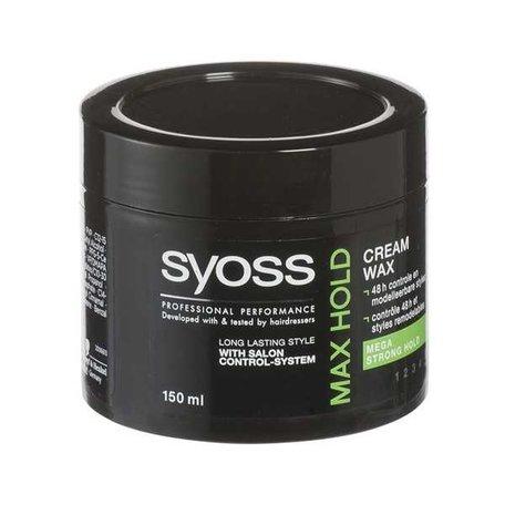 Syoss wax styling max hold 150ml