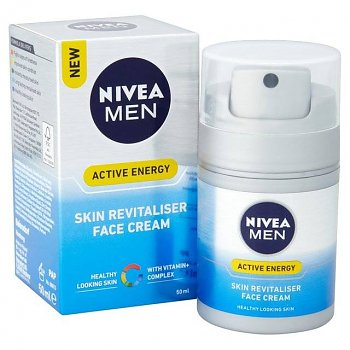 Nivea for men creme active energy 50ml