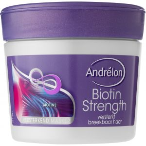 Andrelon haarmasker biotin strength 250 ml