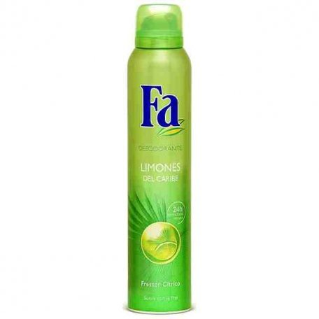 fa deo spray 150ml caribbean lemon