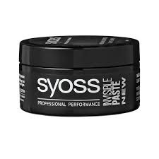 Syoss styling past invisible hold 100ml
